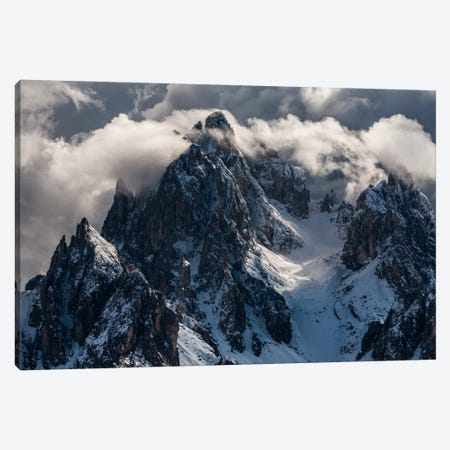 Italy, Dolomites, Cadini Canvas Print #LAJ18} by Mikolaj Gospodarek Canvas Wall Art