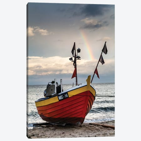 Europe, Poland, Pomerania, Melchelinki VI Canvas Print #LAJ219} by Mikolaj Gospodarek Canvas Art Print