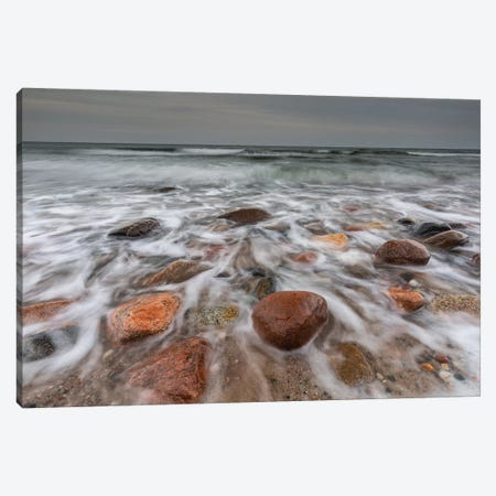 Europe, Poland, Pomerania, Rozewie Cap III Canvas Print #LAJ234} by Mikolaj Gospodarek Canvas Art