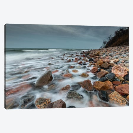 Europe, Poland, Pomerania, Rozewie Cap IX Canvas Print #LAJ236} by Mikolaj Gospodarek Canvas Art