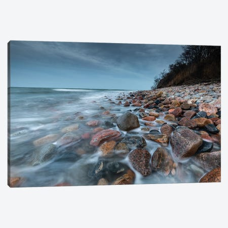 Europe, Poland, Pomerania, Rozewie Cap X Canvas Print #LAJ241} by Mikolaj Gospodarek Canvas Wall Art