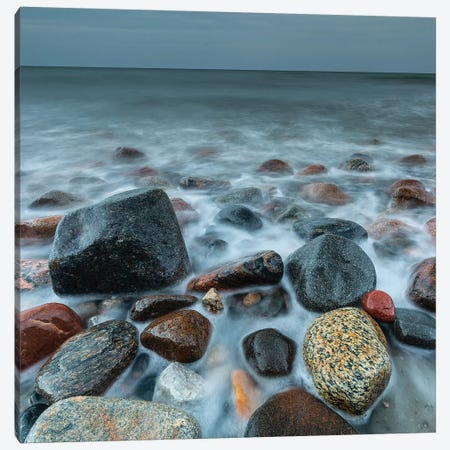 Europe, Poland, Pomerania, Rozewie Cap XII Canvas Print #LAJ243} by Mikolaj Gospodarek Canvas Art