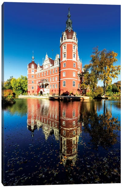 Europe, Germany, Muskau Park  Canvas Art Print