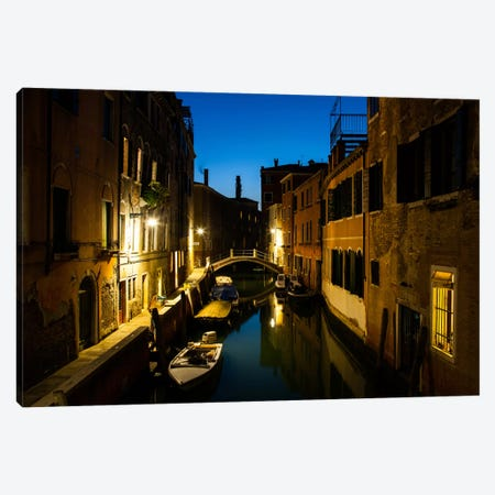 Italy, Venice I Canvas Print #LAJ25} by Mikolaj Gospodarek Canvas Art