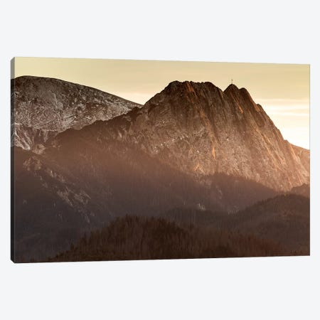 Europe, Poland, Lesser Poland, Tatra Mountains – Giewont  Canvas Print #LAJ264} by Mikolaj Gospodarek Canvas Print