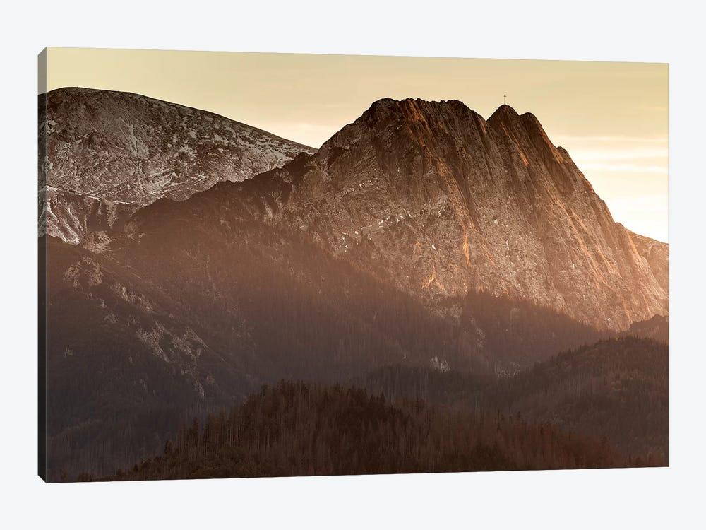 Europe, Poland, Lesser Poland, Tatra Mountains – Giewont  by Mikolaj Gospodarek 1-piece Canvas Artwork