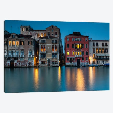Italy, Venice II Canvas Print #LAJ26} by Mikolaj Gospodarek Canvas Wall Art