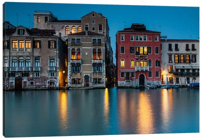 Italy, Venice II Canvas Art Print