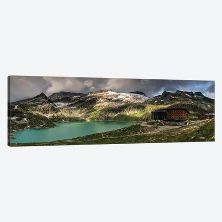 Austria, Salzburgerland, Berghotel Rudolfshuette, Uttendorf, Weißsee Glacier World Canvas Print #LAJ276} by Mikolaj Gospodarek Canvas Art