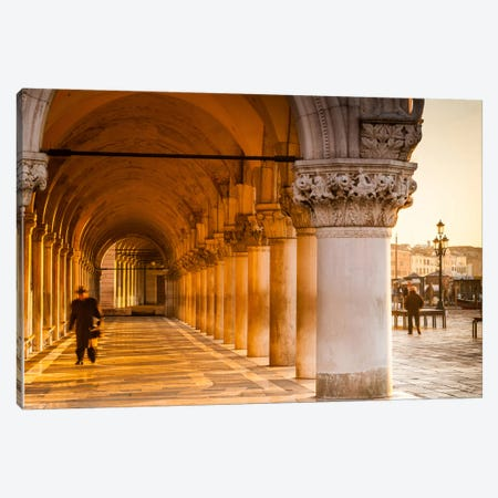 Italy, Venice III Canvas Print #LAJ27} by Mikolaj Gospodarek Canvas Art