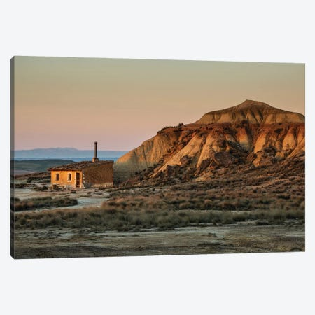 Europe, Spain, Bardenas Reales I Canvas Print #LAJ283} by Mikolaj Gospodarek Canvas Art
