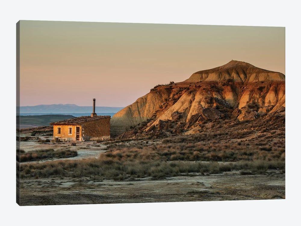 Europe, Spain, Bardenas Reales I by Mikolaj Gospodarek 1-piece Canvas Print