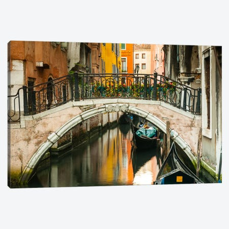 Italy, Venice IV Canvas Print #LAJ28} by Mikolaj Gospodarek Art Print