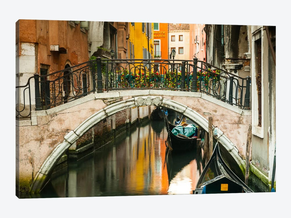 Italy, Venice IV by Mikolaj Gospodarek 1-piece Canvas Wall Art