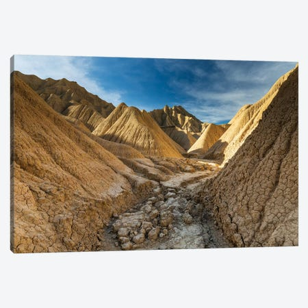 Europe, Spain, Bardenas Reales, Pisquerra IX Canvas Print #LAJ297} by Mikolaj Gospodarek Canvas Wall Art