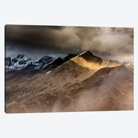 Austria, Alps, Tirol, Timmelsjoch Canvas Print #LAJ306} by Mikolaj Gospodarek Canvas Artwork