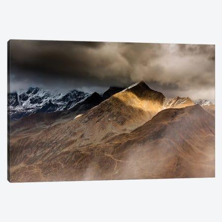 Austria, Alps, Tirol, Timmelsjoch Canvas Print #LAJ306} by Mikolaj Gospodarek Canvas Artwork