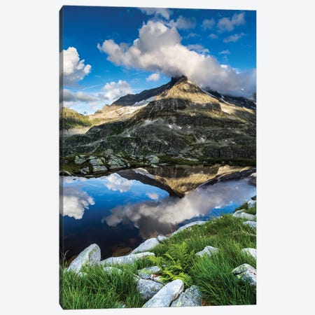 Austria, Alps, Weißsee Glacier World I Canvas Print #LAJ307} by Mikolaj Gospodarek Canvas Art