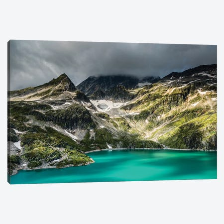 Austria, Alps, Weißsee Glacier World II Canvas Print #LAJ308} by Mikolaj Gospodarek Canvas Art Print