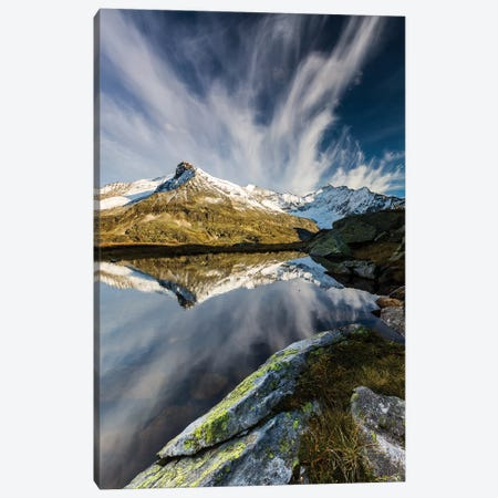 Austria, Alps, Weißsee Glacier World II Canvas Print #LAJ309} by Mikolaj Gospodarek Canvas Print