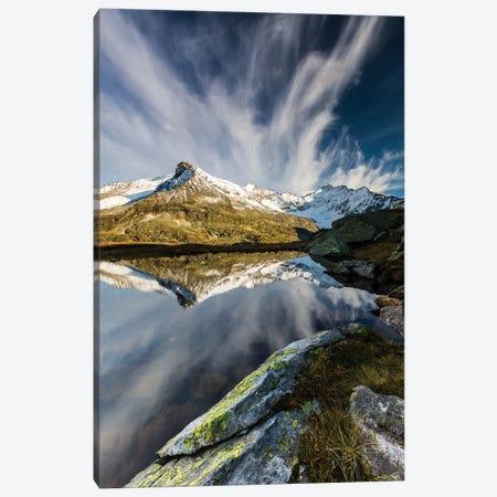 Austria, Alps, Weißsee Glacier World II Canvas Print #LAJ309} by Mikolaj Gospodarek Canvas Print