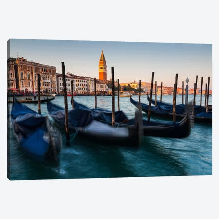 Italy, Venice VI Canvas Print #LAJ30} by Mikolaj Gospodarek Canvas Artwork