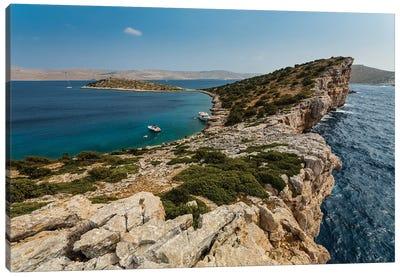 Croatia, Kornati National Park Canvas Art Print
