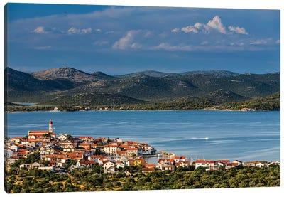 Croatia, Murter, Betina Canvas Art Print