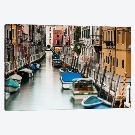 Italy, Venice VII Canvas Print #LAJ31} by Mikolaj Gospodarek Canvas Art