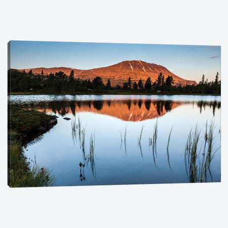 Norway, Gaustatoppen Canvas Print #LAJ330} by Mikolaj Gospodarek Canvas Art