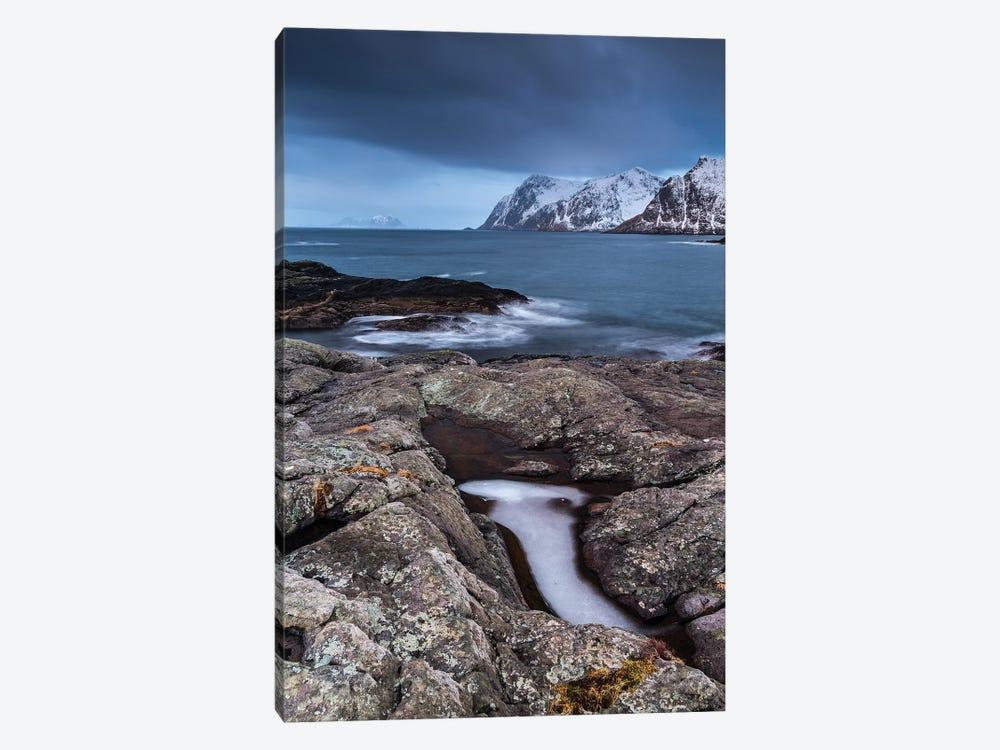 Norway, Lofoten, Å, Moskenes I by Mikolaj Gospodarek 1-piece Canvas Print