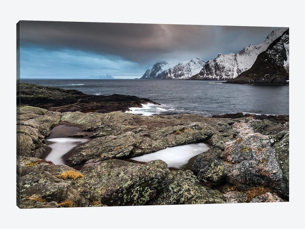 Norway, Lofoten, Å, Moskenes II by Mikolaj Gospodarek 1-piece Canvas Art