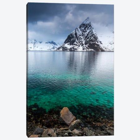 Norway, Lofoten, Reine I Canvas Print #LAJ339} by Mikolaj Gospodarek Canvas Wall Art