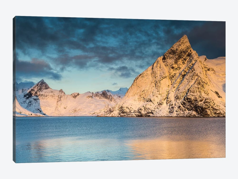 Norway, Lofoten, Reine II by Mikolaj Gospodarek 1-piece Canvas Art Print
