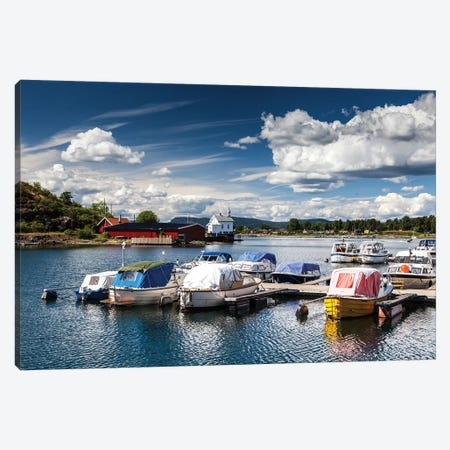 Norway, Oslo Canvas Print #LAJ347} by Mikolaj Gospodarek Canvas Artwork