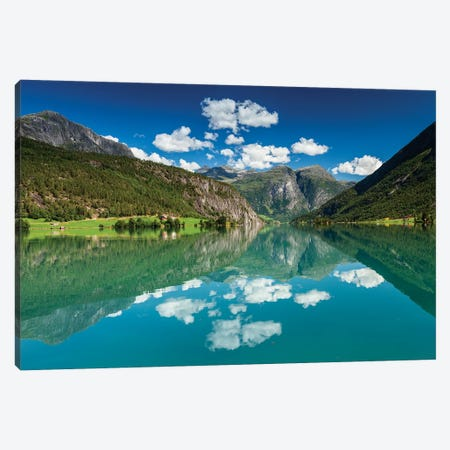 Norway, Stryn I Canvas Print #LAJ349} by Mikolaj Gospodarek Canvas Print