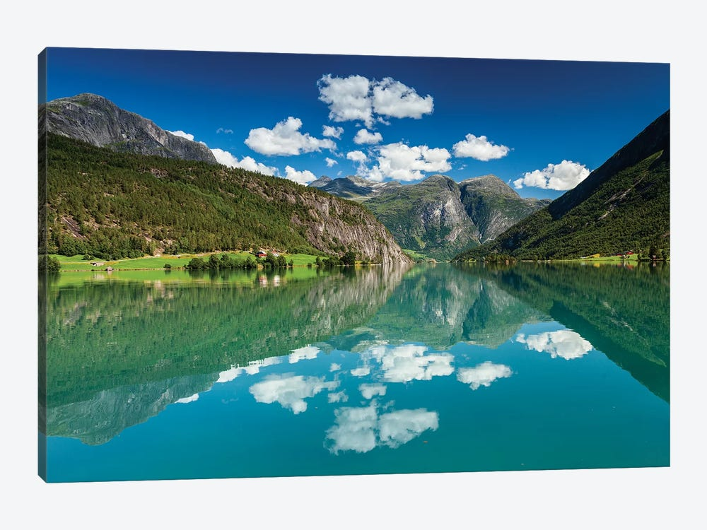 Norway, Stryn I by Mikolaj Gospodarek 1-piece Canvas Art