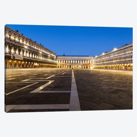 Italy, Venice, Piazza San Marco (St Mark's Square) Canvas Print #LAJ34} by Mikolaj Gospodarek Art Print