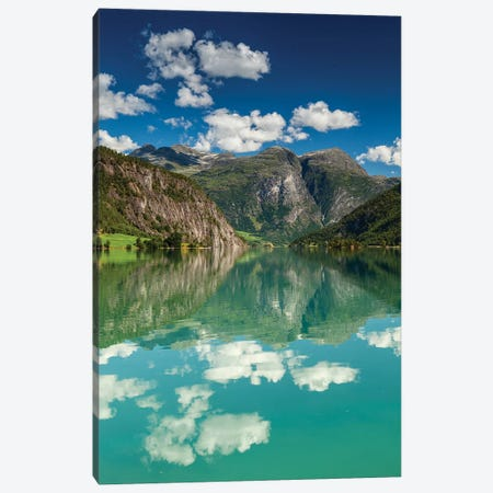 Norway, Stryn II Canvas Print #LAJ350} by Mikolaj Gospodarek Canvas Wall Art