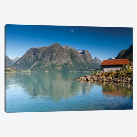 Norway, Stryn III Canvas Print #LAJ351} by Mikolaj Gospodarek Canvas Wall Art