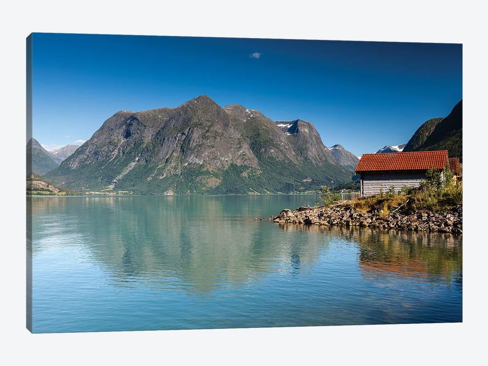 Norway, Stryn III by Mikolaj Gospodarek 1-piece Canvas Print