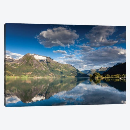 Norway, Stryn IV Canvas Print #LAJ352} by Mikolaj Gospodarek Canvas Art