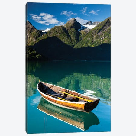 Norway, Stryn V Canvas Print #LAJ353} by Mikolaj Gospodarek Canvas Art