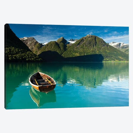Norway, Stryn VI Canvas Print #LAJ354} by Mikolaj Gospodarek Canvas Art Print