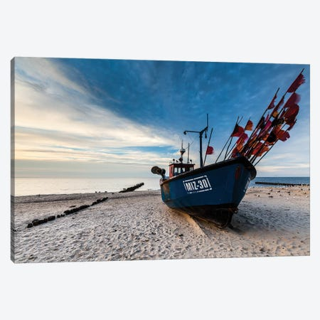 Poland, Baltic Sea X Canvas Print #LAJ367} by Mikolaj Gospodarek Canvas Art