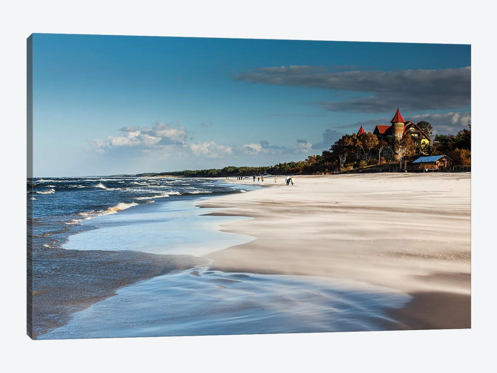 Poland, Baltic Sea XI by Mikolaj Gospodarek 1-piece Canvas Print