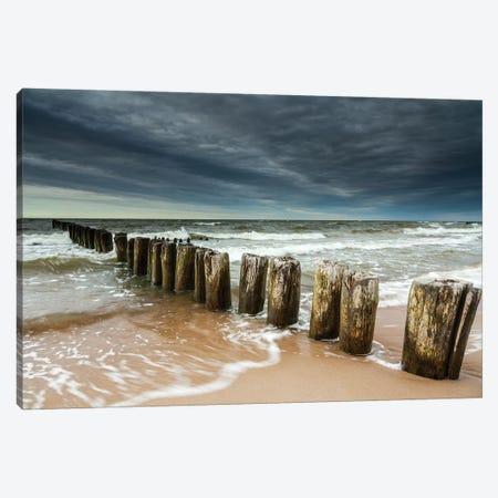 Poland, Baltic Sea XII Canvas Print #LAJ369} by Mikolaj Gospodarek Canvas Art Print