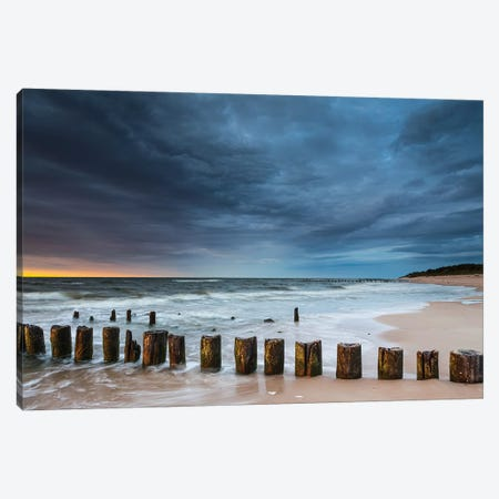 Poland, Baltic Sea XIV Canvas Print #LAJ371} by Mikolaj Gospodarek Canvas Art