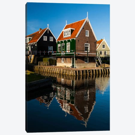 Netherlands, Marken Canvas Print #LAJ38} by Mikolaj Gospodarek Canvas Art