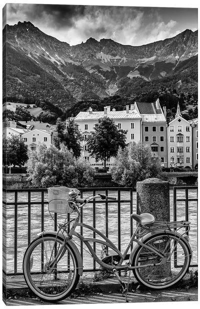 Austria, Innsbruck  Canvas Art Print